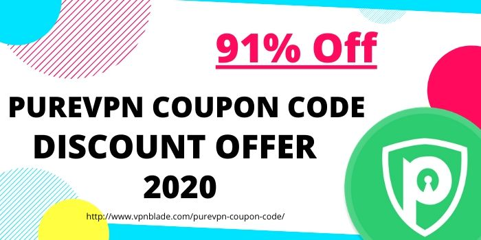 PureVPN Coupon Code