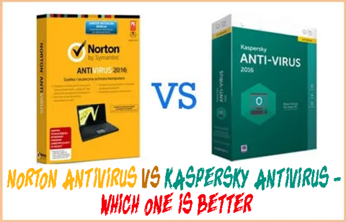 Norton Antivirus vs Kaspersky Antivirus