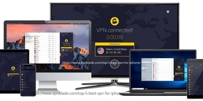 BEST VPN FOR MAC OR iOS- CyberGhost