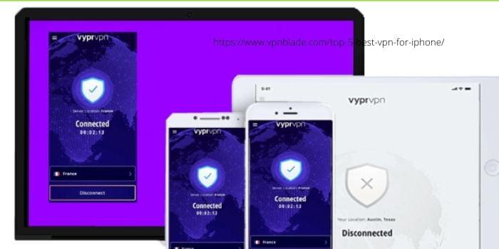 BEST VPN FOR MAC OR iOS- VyprVPN