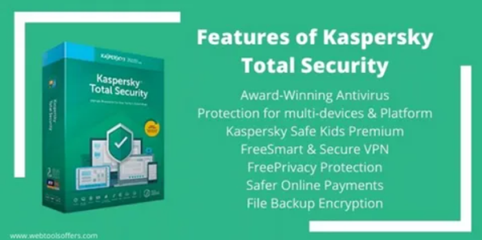 Features-of-Kaspersky's-total-security