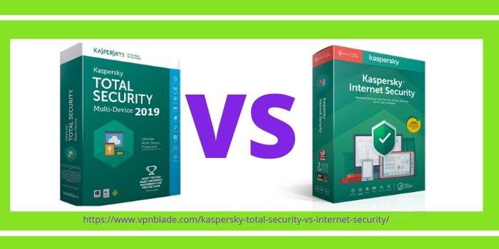 KASPERSKY TOTAL VS INTERNET SECURITY