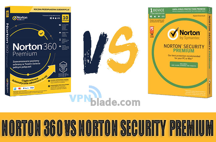 NORTON 360 VS NORTON SECURITY PREMIUM