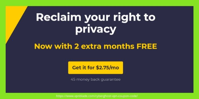 CyberGhost VPN Coupon Codes 2020