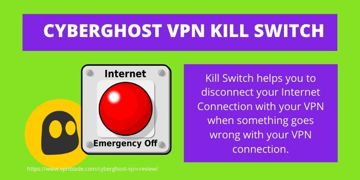 CyberGhost VPN Kill Switch