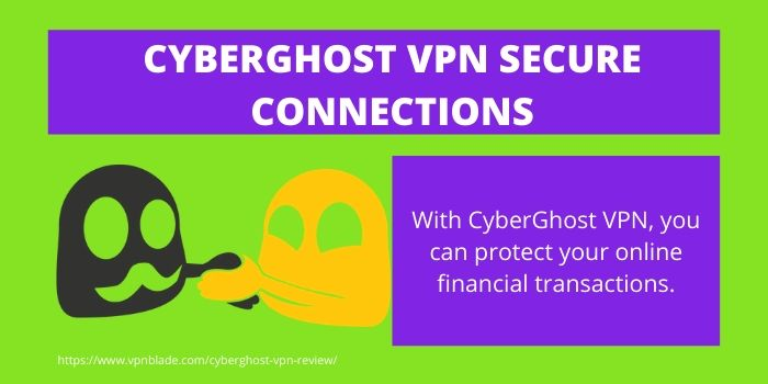 CyberGhost VPN Secure Connection