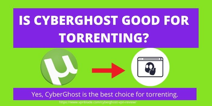 Is CyberGhost VPN Good For Torrenting