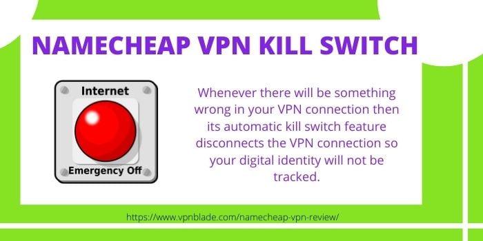 Namecheap VPN Kill Switch