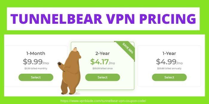 TunnelBear VPN Discount Code
