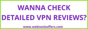 webtoolsoffers.com - detailed vpn reviews & deals