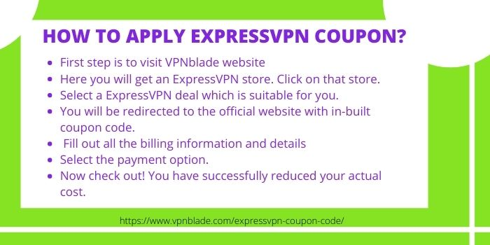 Expressvpn coupon codes