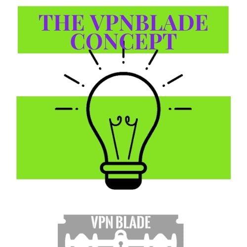 vpnblade.com concept vpnblade.com