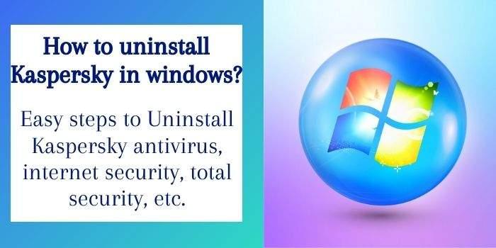 Kaspersky Windows