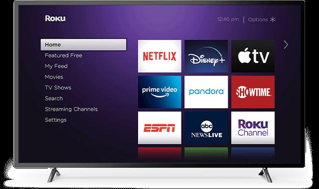 Set up Roku on TV easily