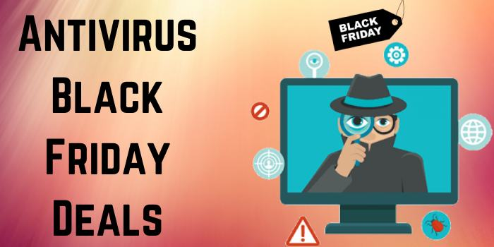 Antivirus Black Friday Deals