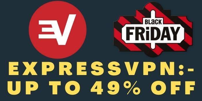 ExpressVPN Black Friday Sale