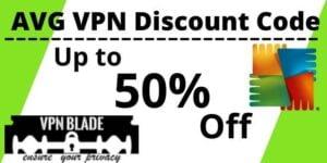 AVG VPN Discount Code
