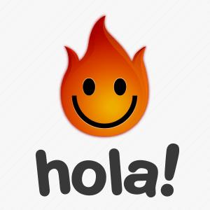 Hola VPN Coupon Logo