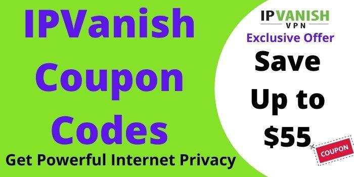 IPVanish Coupon Codes