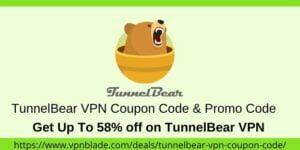 TunnelBear Coupons
