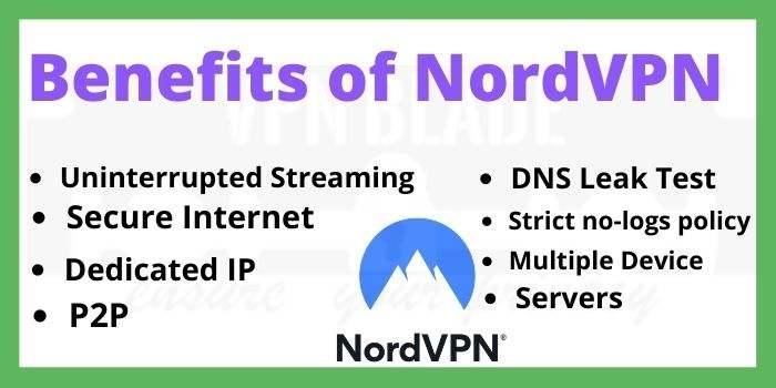 Benefits of NordVPN