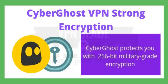 CyberGhost VPN Strong Encryption