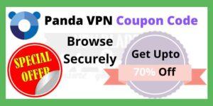 Panda VPN Coupon Code