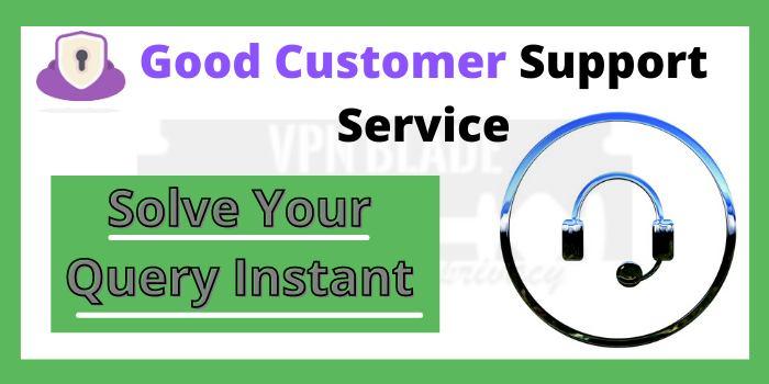 PrivateVPN Customer Support Service