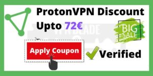 ProtonVPN Discount and Coupon Code