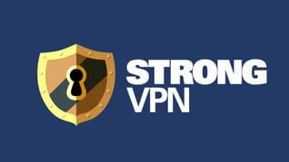 StrongVPN-Coupon-Logo