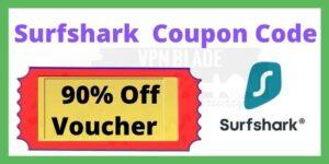 Surfshark VPN 90% Off Coupon Code