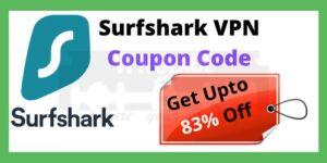 Surfshark VPN Coupon Code