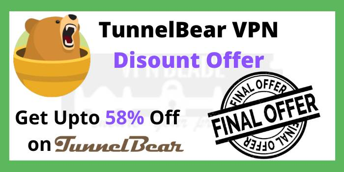 TunnelBear VPN Discount Code & TunnelBear Coupons