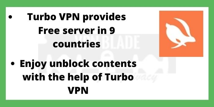 Turbo VPN Review 2021 - Proxy, Pricing, Plans, Pros & Cons