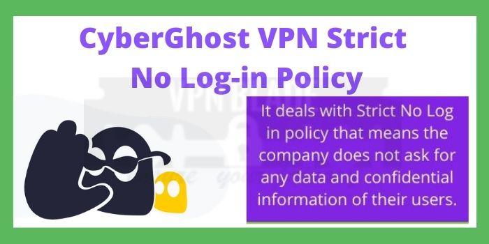 no login policy