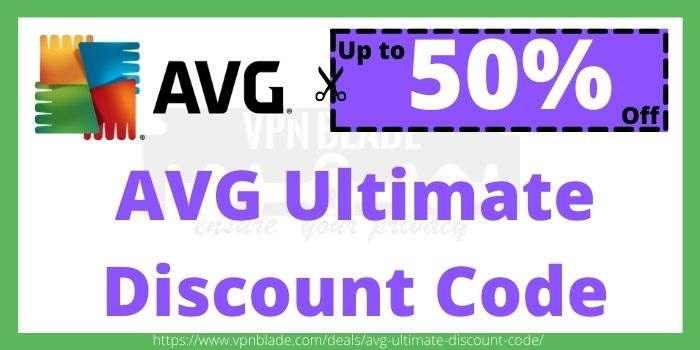 AVG Ultimate Discount Code