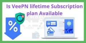 Is VeePN lifetime Subscription plan Available