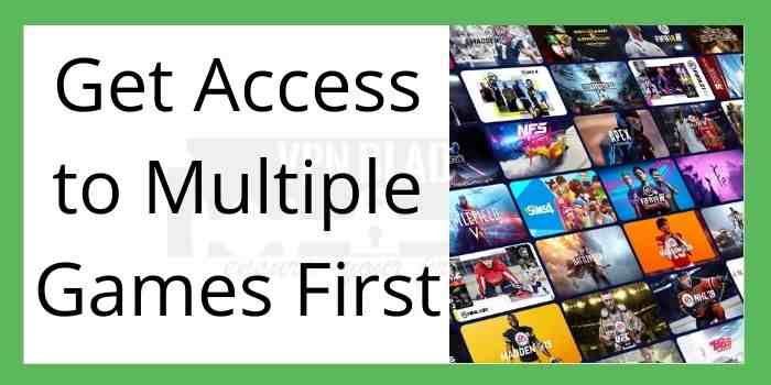 Access Multiple Games