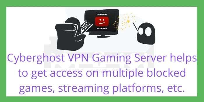 Cyberghost Gaming Server Review