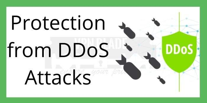 Cyberghost Protect DDoS Attacks