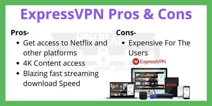 ExpressVPN Pros & Cons