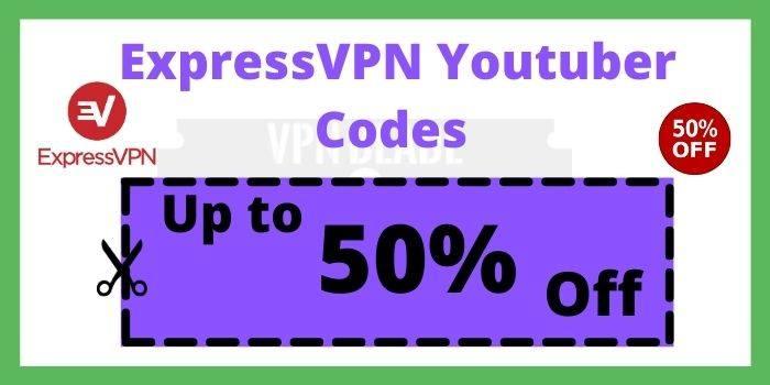 ExpressVPN Youtuber Codes