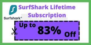 SurfShark Lifetime Subscription