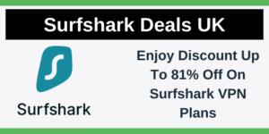 Surfshark Deals UK