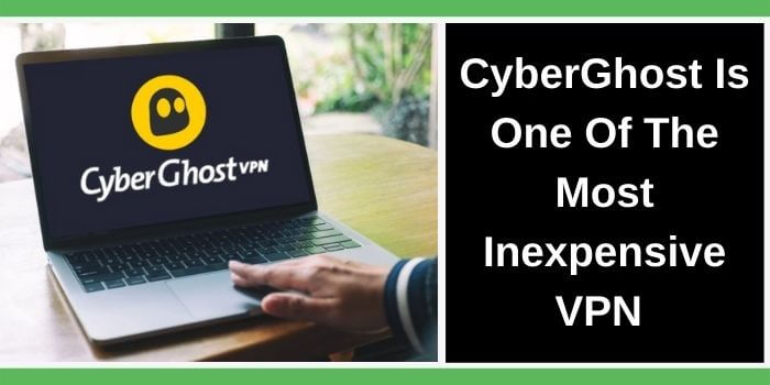 Cyberghost Cheapest VPN Yearly