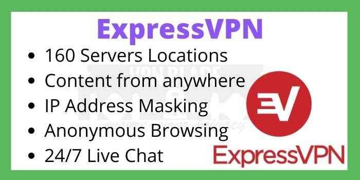 ExpressVPN Features