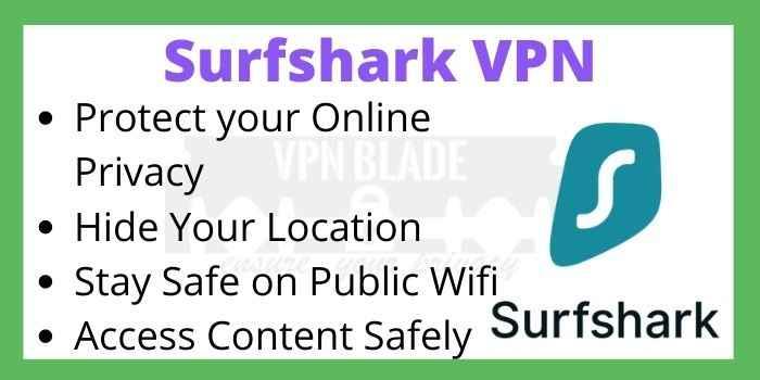 SurfsharkVPN Features