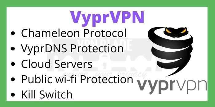 VyprVPN Features